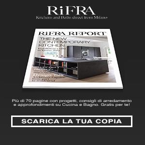 Il meglio del Bagno e Cucina RiFRA: scarica la rivista