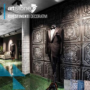 Rivestimenti decorativi Artstone Panel Systems