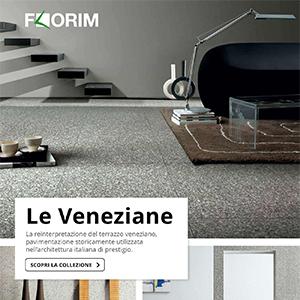 La reinterpretazione del terrazzo veneziano, simbolo dell'architettura italiana di prestigio