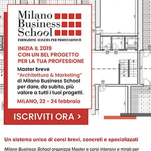 Milano Business School: nuovo corso per realizzare locali di successo