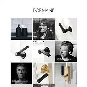 Formani: maniglie e accessori per porte perfetti per ogni interno
