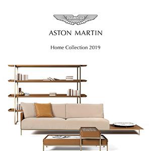 Aston Martin Home Collection 2019