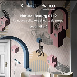 Carte da parati ispirate alla natura: Inkiostro Bianco presenta Natural Beauty