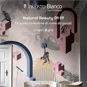 Carte da parati ispirate alla natura: Inkiostro Bianco presenta Natural Beauty