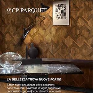CP Parquet, la bellezza trova nuove Forme