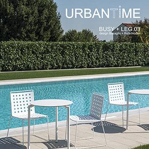 Urbantime by Diemmebi: dalla sedia alla panchina, dall'ufficio alla città