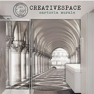 Carte da parati su misura Creativespace, specialisti in sartoria murale