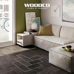 Parquet Woodco: nuovo formato Pattern 180