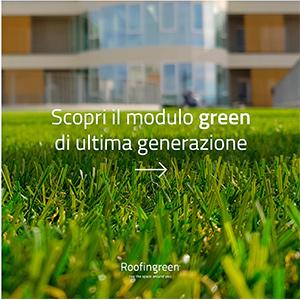 Scopri il modulo green di ultima generazione