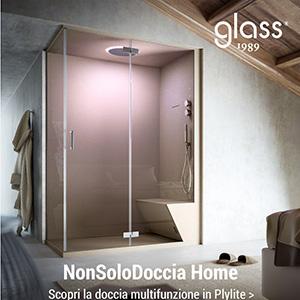 NonSoloDoccia Home, doccia & hammam a casa tua - Glass 1989