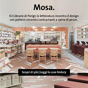 Mosa Terra Maestricht, pavimenti modulari in pura ceramica: leggi la case history