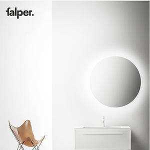 Nuova collezione bagno Falper 7.0