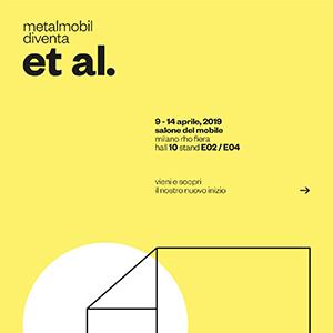 Metalmobil diventa Et al.   un nuovo inizio