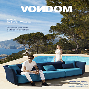 VONDOM outdoor collection by Marcel Wanders