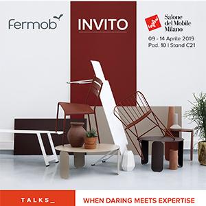 Fermob, Talks al Salone del Mobile: iscriviti e lasciati ispirare