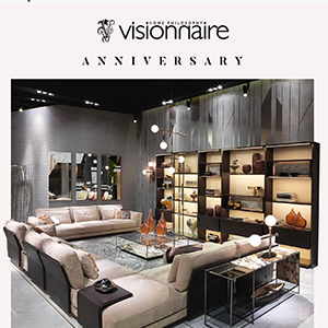 Arredi Visionnaire Home Philosophy: collezione Anniversary