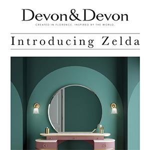 Devon&Devon presenta Zelda