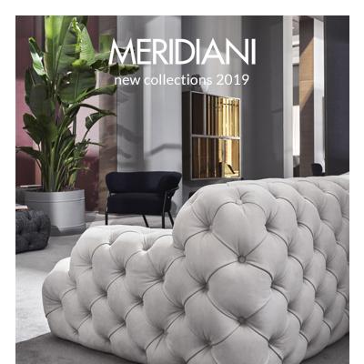 Collezioni Meridiani 2019: scoprile e scarica il magazine