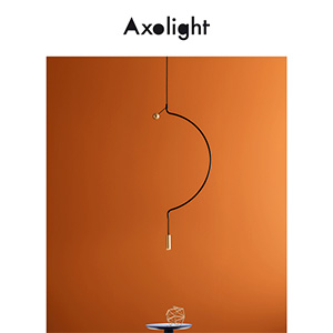 Illuminazione modulare a sospensione Liaison by Axolight