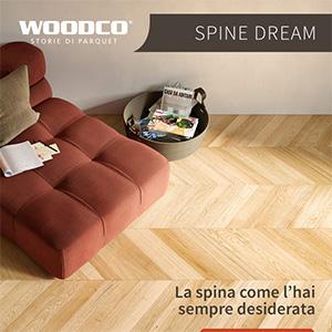 Parquet a Spina Ungherese e Italiana Woodco: scopri le essenze di Spine Dream