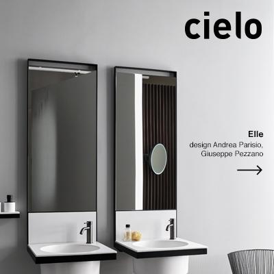 Elle by Cielo, design Andrea Parisio, Giuseppe Pezzano