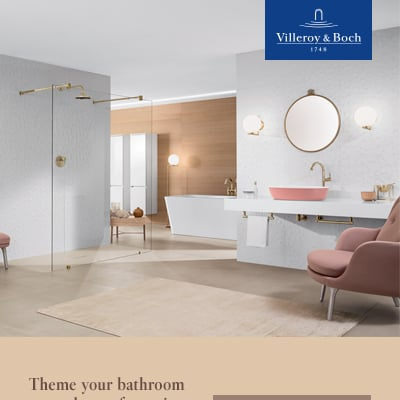 Vivi i colori nel tuo bagno Villeroy & Boch