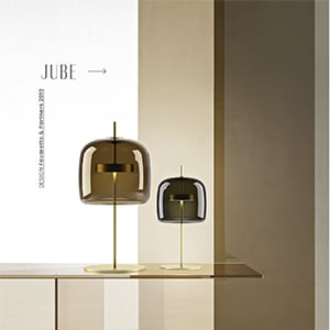 Jube, lampada dal fascino retrò