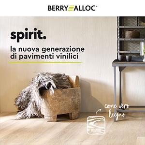 La nuova generazione di pavimenti vinilici: scopri Spirit di BerryAlloc