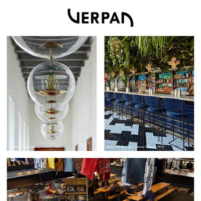 Arredi iconici e illuminazione senza tempo by Verpan