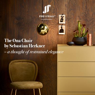 Sedute Freifrau: collezione Ona