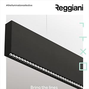 Reggiani reinventa la luce lineare: scopri la gamma Traceline