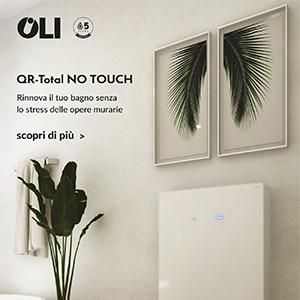 Modulo wc No Touch: rinnova il tuo bagno senza opere murarie