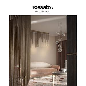Rossato Home collection: sedute, tavoli e accessori