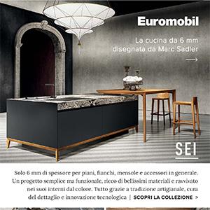Cucine Euromobil, nuova collezione Sei
