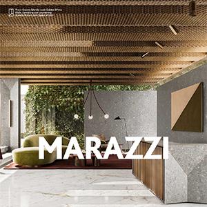 The Top Marazzi: grandi lastre in gres porcellanato