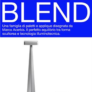 Blend, collezione lampade per outdoor by Platek