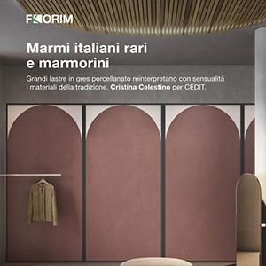 Marmi italiani rari e marmorini. Policroma by Cristina Celestino per CEDIT