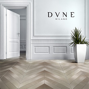Superfici per l'architettura Luxury Alu Tiles DVNE