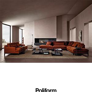 Divano modulare Poliform Bellport: un'oasi per ogni spazio