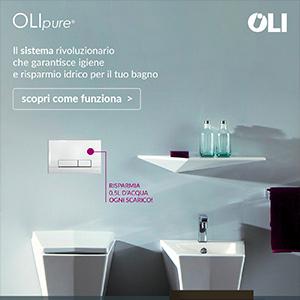 OLIPURE, il sistema di scarico rivoluzionario by OLI