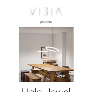 Halo Jewel: la luce diventa un gioiello con Vibia