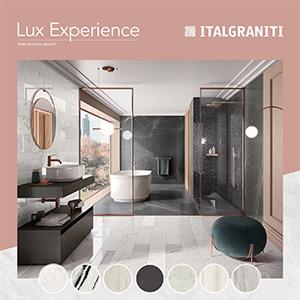 Effetto marmo per progetti unici, Lux Experience Italgraniti
