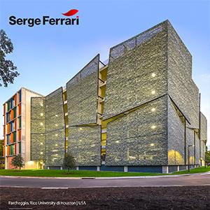 Facciate bioclimatiche con membrana Frontside Serge Ferrari