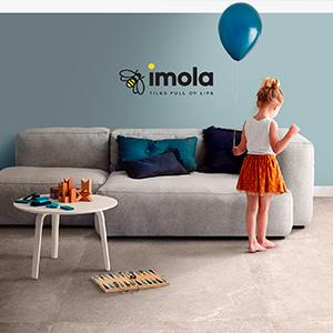 Stoncrete by Imola: pietra e cemento, insieme