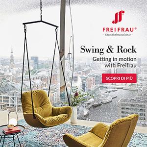 Sedute sospese e a dondolo Freifrau Leya