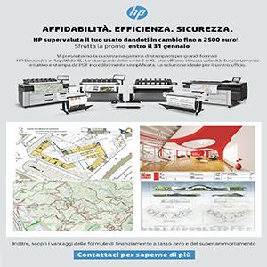 Promo HP: fino a 2.500 euro per il tuo usato