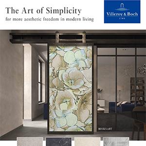 Nuovi pavimenti e rivestimenti 2020 Villeroy & Boch: l'arte della semplicità