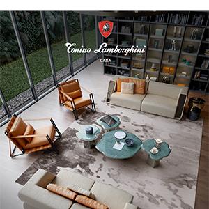 Tonino Lamborghini home collection: inverno 2020