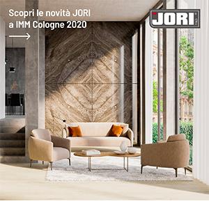 JORI presenta le sue novità a IMM Cologne 2020