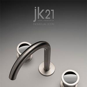 Jk21: l'iconica collezione di Rubinetterie Zazzeri